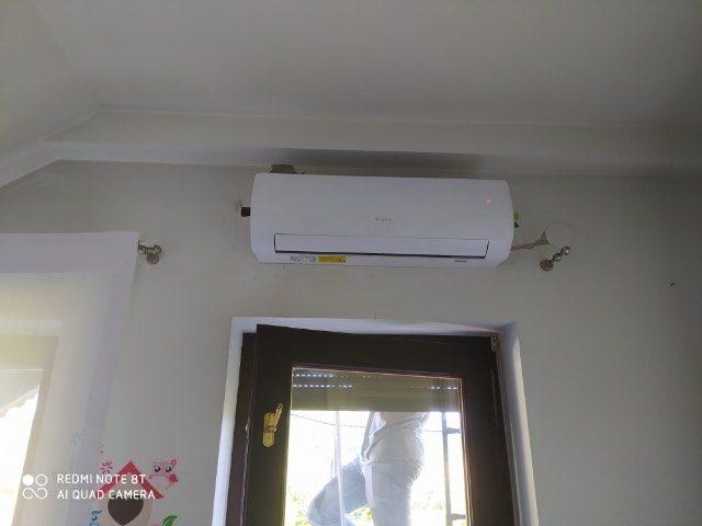 klimatyzator w domu w Andrychowie