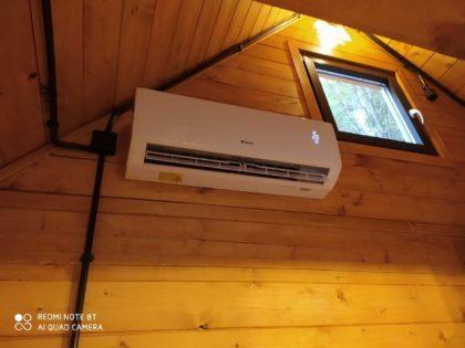 montaż klimatyzatora Bielsko wewnątrz