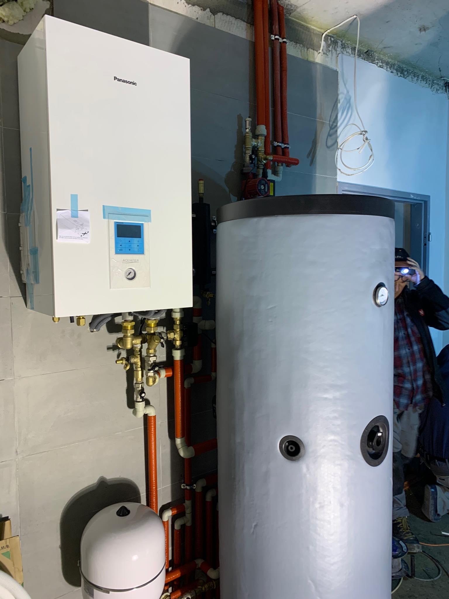 montaż pieca gazowego Bielsko-Biała