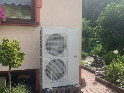 system grzewczy pompa ciepła Wadowice