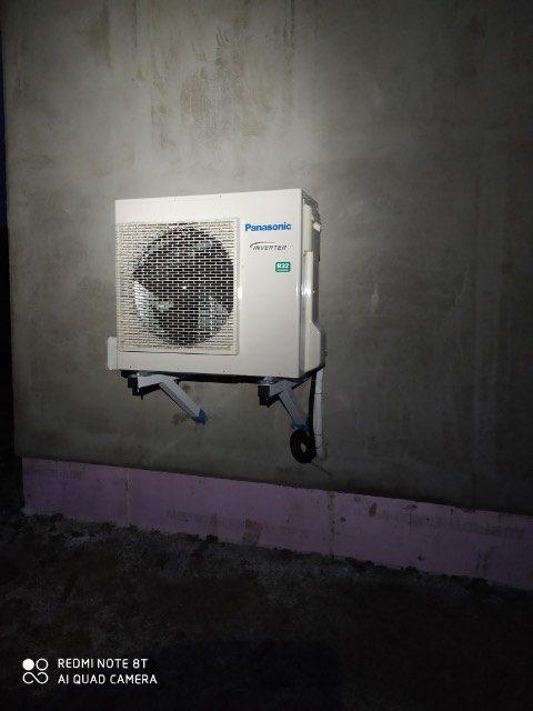 montaż pompy ciepła w Andrychowie